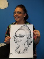 Hire Cheshire Caricature Artists